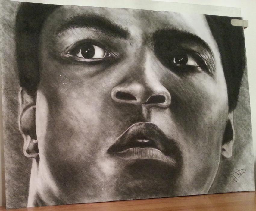 Muhammad Ali by GP1805